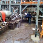 limpieza de industrias